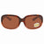 Costa Del Mar Gannet Brown Polarized Sunglasses GNT 120 OCP
