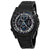 Bulova Precisionist Chronograph Black Dial Mens Watch 98B229