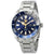 Seiko Series 5 Automatic Blue Dial Stainless Steel Mens Watch SRPC51