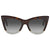 Fendi Color Block Grey Gradient Cat Eye Ladies Sunglasses FF0238SPHW52