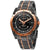 Bulova Precisionist Diamond Black Dial Mens Watch 98D149