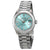 Rolex Lady-Datejust Ice Blue Diamond Dial Ladies Platinum President Watch 279166IBLRDP
