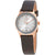 Citizen Axiom Diamond Accented Dial Ladies Watch EM0733-08A