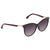 Fendi Violet Geometric Ladies Sunglasses FF0209FSHK857