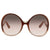 Chloe Grey Ladies Sunglasses CE713S27761
