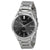 Seiko Classic Black Dial Stainless Steel Mens Watch SGEG95