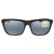 Costa Del Mar Cheeca Gray Silver Mirror 580P Polarized Rectangular Ladies Sunglasses CHA 11 OSGP