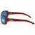 Costa Del Mar Isabela Blue Mirror 580P Wrap Sunglasses IB 10 OBMP