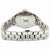 Ebel Onde Mother of Pearl and Silver Dial Steel Ladies Watch 1216136