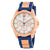 Guess Intrepid 2 Multi-Function Quartz White Dial Ladies Watch W0325L8