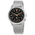 Citizen Calendrier World Time Black Dial Mens Watch BU2020-70E