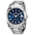 Rolex Datejust 41 Blue Dial Stainless Steel Mens Watch 126300BLSO
