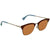 Fendi Brown Square Sunglasses FF 0228/S 4ES/70 50