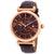 Fiyta IN Automatic Brown Dial Mens Watch GA850001.PSR