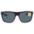 Costa Del Mar Broadbill Gray 580P Polarized Rectangular Mens Sunglasses BRB 11 OGP