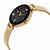 Anne Klein Black Dial Ladies Watch 2472BKGB
