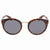 Prada Grey Round Sunglasses PR 05TS TH89K1 53
