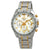 Seiko Chronograph White Dial Mens Watch SSB309P1
