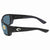 Costa Del Mar Tuna Alley Grey Large Fit Sunglasses