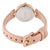 Furla Linda Ladies Rose Gold Dial Watch R4251106501
