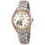Bulova Classics Mother of Pearl Diamond Dial Ladies Watch 98P170