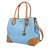 Michael Kors Mercer Gallery Medium Tote- Powder Blue