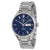 Tag Heuer Carrera Blue Dial Stainless Steel Mens Watch