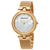 Anne Klein Crystal Mother of Pearl Dial Ladies Watch 2972MPGB