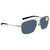 Costa Del Mar Grey Square Sunglasses CAN 21 OGP