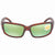 Costa Del Mar Caballito Green Mirror 580P Polarized Wrap Sunglasses CL 10 OGMP
