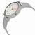 DKNY Soho Silver Dial Steel Mesh Ladies Watch NY2620