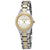 Anne Klein Silver Dial Ladies Watch 10-5491SVTT