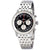 Breitling Navitimer 1 Chronograph Automatic Chronometer Black Dial Mens Watch AB0121211B1A1