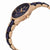 Anne Klein Trend Navy Blue Dial Ladies Watch AK/3212NVRG