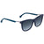 Fendi Be You Blue Gradient Rectangular Ladies Sunglasses FF 0199/S4BE55