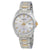 Seiko Silver Dial Two-tone Mens Watch SUR211
