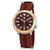 Seiko 5 Sport Automatic Brown Dial Mens Watch SRPC68