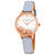 Olivia Burton Dancing Daisy White Dial Ladies Watch OB16CH04
