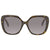 Fendi Baguette Grey Gradient Rectangular Ladies Sunglasses FF 0107/F/S D59/EU