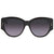 Dior Grey Gradient Rectangular Ladies Sunglasses LADYDIORSTUDS2 0807 55