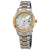Citizen Elektra Diamond Mother of Pearl Diamond Ladies Watch EW2514-59D