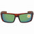Costa Del Mar Rafael Green Mirror 580P Rectangular Sunglasses RFL 66 OGMP