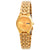 Seiko Series 5 Automatic Gold Dial Ladies Watch SYMK36