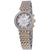 Bulova Maiden Lane Chronograph Diamond Ladies Watch 98R214