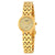 Seiko Solar Gold Dial Ladies Watch SUP352P1
