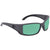 Costa Del Mar Blackfin Polarized Green Mirror Glass Sunglasses BL 98 OGMGLP