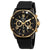 Bulova Marine Star Chronograph Black Dial Mens Watch 98B278