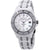 Bulova Marine Star Silver Mother of Pearl Diamond Dial Ladies Watch 98P172
