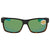 Costa Del Mar Green Mirror Polarized Plastic Square Sunglasses HFM 181 OGMP