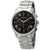 Bulova Classic Chronograph Black Dial Mens Watch 96B288